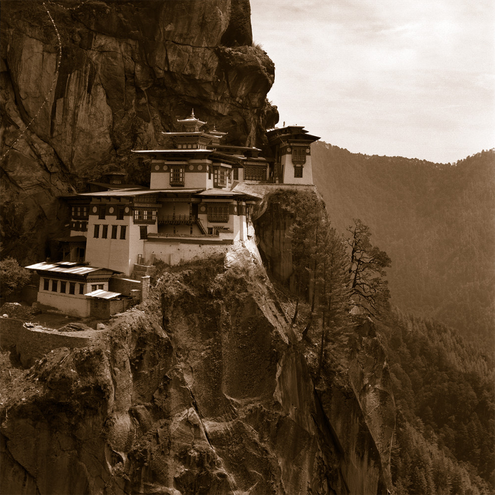The Tiger's Nest, Paro